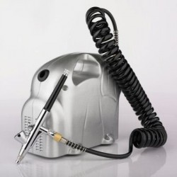 Spraymaster Professional High Precise Dual Action Gravity Feed Airbrush Hs