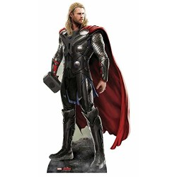 Star Cutouts SC806 Thor Cardboard Cut Out