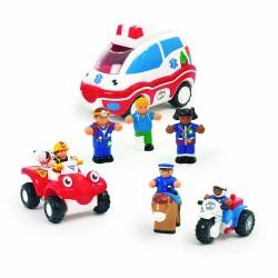 WOW Toys Emergency Rescue