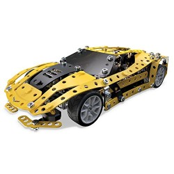 Meccano 6036477 Chevrolet Corvette Car Model