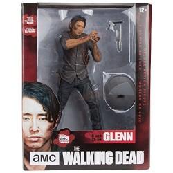 Walking Dead 14719 TV Glenn Legacy Edition Deluxe Action Figure, 10