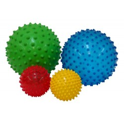 Edushape Sensory Ball Mega Pack (Colours Vary)