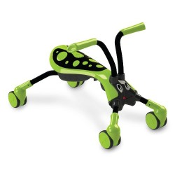 Scramblebug Hornet (Green and Black)