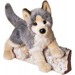 Cuddle Toys 1836 41 cm Long Tyson Wolf Plush Toy