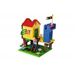 Big Peppa Pig Treehouse Building Sets