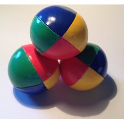 3 Balls + 3 Scarves + an Instructional DVD by MisterM / The Ultimate Juggling Set
