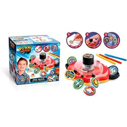 Canal Toys – ct06005 – Creative Leisure – Yo Kai Watch – Badge Machine