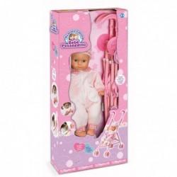 Migliorati MiglioratiB029 My Stroller Bebe Doll