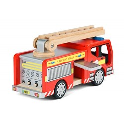 Tidlo Fire Engine Set