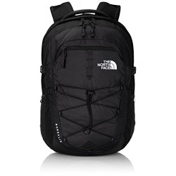 The North Face Borealis Men's Outdoor Backpack available in Black/TNF Black