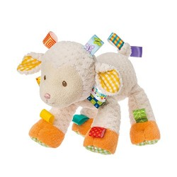 Mary Meyer 30.5 cm Taggies Sherbet Lamb Toy