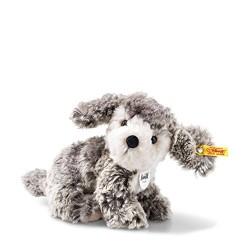 Steiff 079856 Matty Dog, Grey/Beige