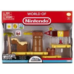 Jakks Pacific Jakks PacificMFGNIN020 Abysse Nintendo Deluxe Pack Series 1 Micro Playset