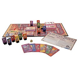 Steve Jackson Games Munchkin Zombies Deluxe Card Game
