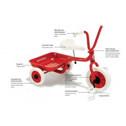Winther Tricycle (Red)