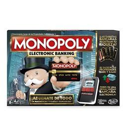 Monopoly–Electronic Banking (Hasbro B6677105)