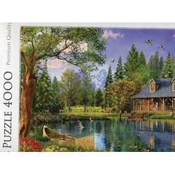 Trefl 45005 Afternoon Idyll Puzzle (4000