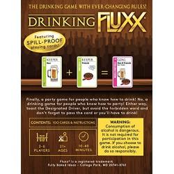 Fully Baked Ideas Drinking Fluxx Board Games