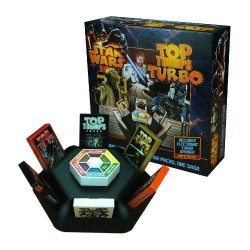 Top Trumps Use The Force with Top Trumps Tournament Star Wars Edition Teal Card Game