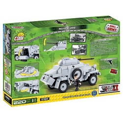 COBI 2366 Sd. Kfz. 222 Army Model