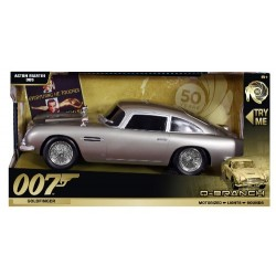 James Bond 50th Anniversary Aston Martin DB5, 33cm