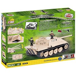 COBI 2473 SD. KFZ. 173 Jagdpanther Army Model