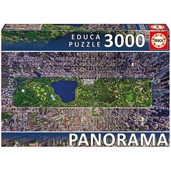 Educa Central Park New York Puzzle (3000