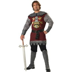 In Character Noble Knight Costume (XL)