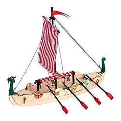 Artesanía Latina  30506 Viking Ship Building Kit