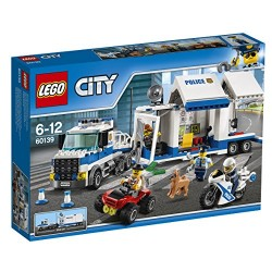 LEGO 60139 City Police Mobile Command Centre Building Toy