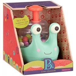 B Push and Pop Snail