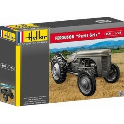 Heller 81401 Model Assembly Kit Ferguson Le Petit Gris
