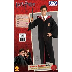 Rubie's Official Deluxe Harry Potter Robe Adults Fancy Dress Unisex Costume Medium