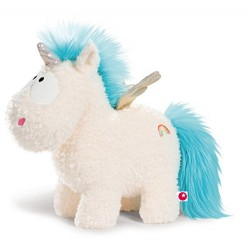 NICI N40105 Unicorn Rainbow Flair Soft Toy, 32 cm