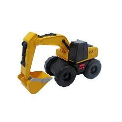 CAT Big Builder Excavator Vehicle Playset