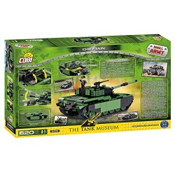 COBI 2494 Chieftain Construction Toy