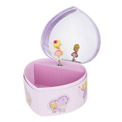 Trousselier S30888 Large Heart Musical Princess