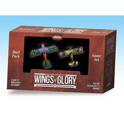 Wings of Glory Albatros Duel Pack D.Va Vs. Spad XIII