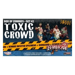 Zombicide Expansion Box of Zombies