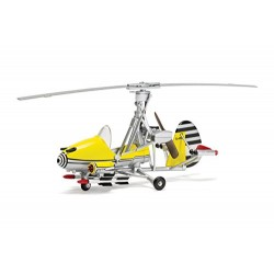 Corgi CC04603 James Bond Gyrocopter Little Nellie You Only Live Twice 50th anniversary Model