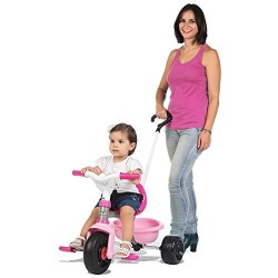 Smoby 740315 Be Move Rose Tricycle