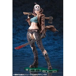 Friday The 13th KSV210 Kotobukiya Jason Voorhees Bishoujo Statue, 1