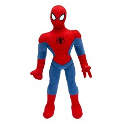 Joy Toy 1200046 25 cm Blue Spiderman Standing Plush Toy