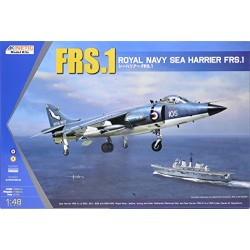 Kinetic K48035 – Model Kit Harrier FRS1