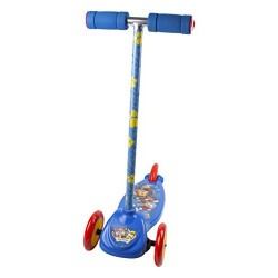 paw patrol OPAW327 3 Wheels Scooter with Deck