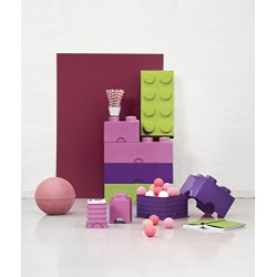 LEGO Friends Storage Brick 8, Bright Purple
