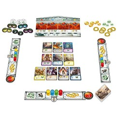 Space Cowboys Elysium Card Game