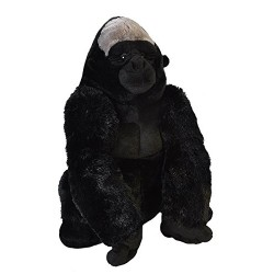 Wild Republic 19318 53 cm Little Biggies Gorilla Silverback Plush Toy