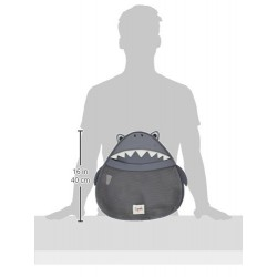 3 Sprouts Neoprene Bath Stoarge, Grey Shark