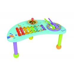 Boikido Percussion Table